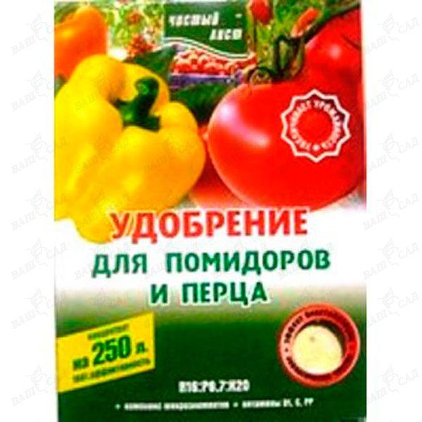 Удобрение в домашних условиях для томатов и